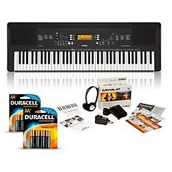 Yamaha psr ew300 76 key portable keyboard package music for Yamaha psr ew300 keyboard